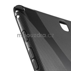 X-line gélový obal pre tablet Samsung Galaxy Tab A 9.7 - čierný - 6