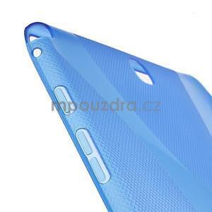 X-line gélový obal pre tablet Samsung Galaxy Tab A 9.7 - modrý - 6