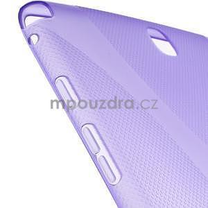 X-line gélový obal pre tablet Samsung Galaxy Tab A 9.7 - fialový - 6