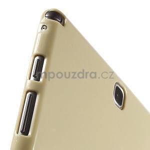 Classic gélový obal pro tablet Samsung Galaxy Tab A 9.7 - žltý - 6