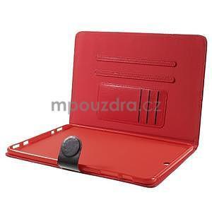 Flatense štýlové puzdro pre Samsung Galaxy Tab S2 9.7 - červené - 6