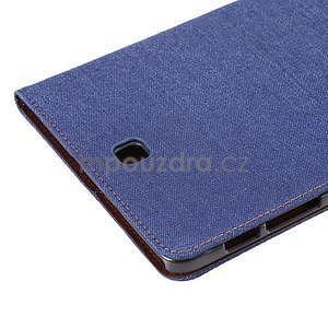 Jeans puzdro na tablet Samsung Galaxy Tab S2 9.7 - tmavomodré - 6