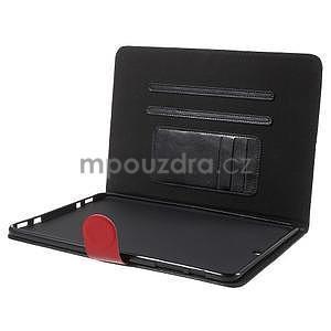 Flatense štýlové puzdro pre Samsung Galaxy Tab S2 9.7 - čierne - 6