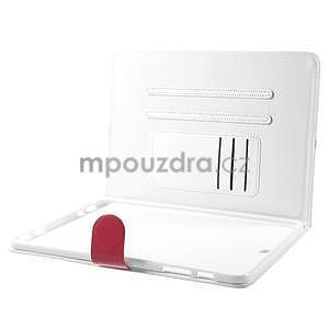 Flatense štýlové puzdro pre Samsung Galaxy Tab S2 9.7 - biele - 6
