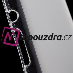 Matný gelový obal na Sony Xperia XA Ultra - transparentní - 6