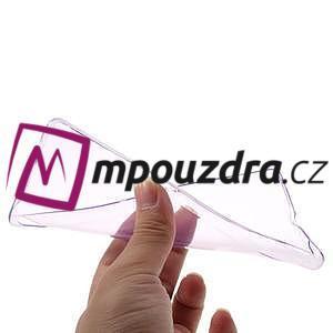 Ultratenký gelový obal na mobil Sony Xperia XA Ultra - fialový - 6