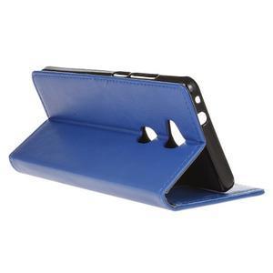 Craz Peňaženkové puzdro pre Honor 5x - modré - 6