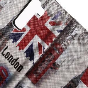Wall peňaženkové puzdro pre LG K10 - Big Ben - 6