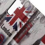 Wall peněženkové pouzdro na LG K10 - Big Ben - 6/7