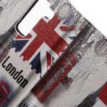 Wall peňaženkové puzdro pre LG K10 - Big Ben - 6/7