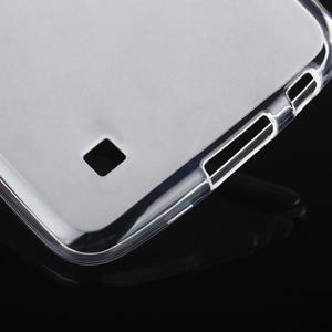 Stter matný gelový obal na mobil LG K10 - černý - 6