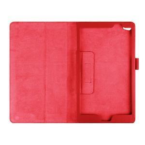 Safe polohovatelné puzdro na tablet Huawei MediaPad M2 8.0 - červené - 6