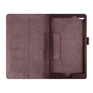 Safe polohovateľné puzdro na tablet Huawei MediaPad M2 8.0 - hnedé - 6