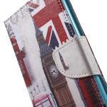 Stand peněženkové pouzdro na Sony Xperia M5 - UK Big Ben - 6/7
