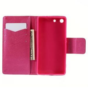 Crafty Peňaženkové puzdro pre Sony Xperia M5 - magic - 6