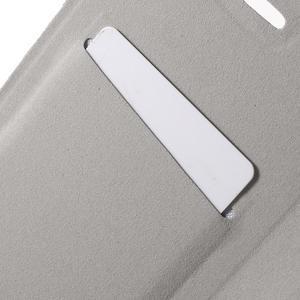 Horse peňaženkové puzdro pre Asus Zenfone Selfie ZD551KL - čierné - 6