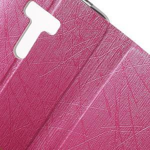 Lines puzdro na mobil Asus Zenfone Selfie ZD551KL - rose - 6