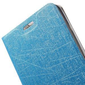 Lines puzdro na mobil Asus Zenfone Selfie ZD551KL - svetlo modré - 6