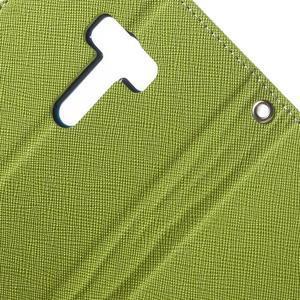 Mr. Goos peňaženkové puzdro pre Asus Zenfone Selfie ZD551KL - zelené - 6