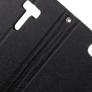 Mr. Goos peňaženkové puzdro na Asus Zenfone Selfie ZD551KL - čierné - 6
