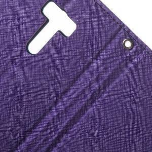 Mr. Goos peňaženkové puzdro na Asus Zenfone Selfie ZD551KL - fialové - 6