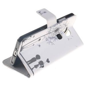 Peňaženkové puzdro pro mobil Honor 5X - láska - 6