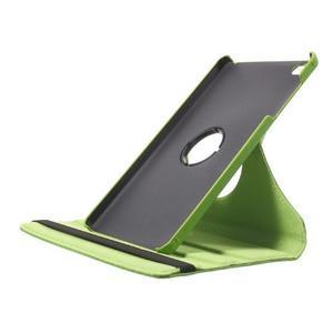 Otočné polohovatelné pouzdro na Huawei MediaPad M2 - zelené - 6