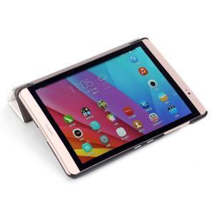 Trojpolohové puzdro na tablet Huawei MediaPad M2 8.0 - lorem ipsum - 6