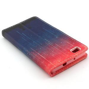 Emotive pouzdro na mobil Huawei P8 Lite - meteory - 6