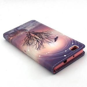 Emotive puzdro na mobil Huawei P8 Lite - mytický jeleň - 6
