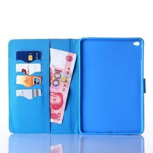 Knížkové puzdro pre tablet iPad mini 4 - mašlička - 6