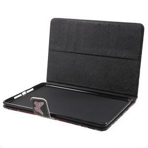 Stylové pouzdro na iPad mini 4 - kouzelní motýlci - 6