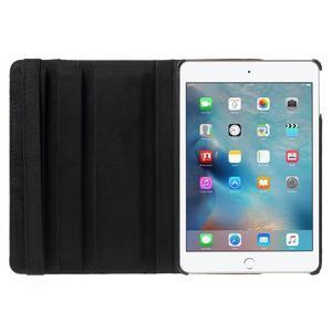 Cyrc otočné puzdro pre iPad mini 4 - čierne - 6