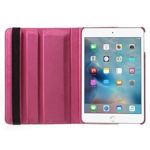 Cyrc otočné pouzdro na iPad mini 4 - rose - 6