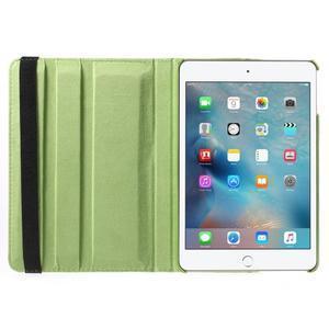 Cyrc otočné puzdro pre iPad mini 4 - zelené - 6