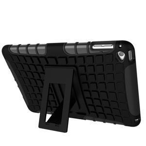 Outdoor odolný obal pre tablet iPad mini 4 - čierne - 6