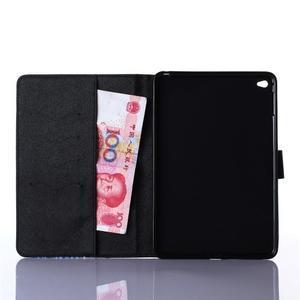 Knížkové pouzdro na tablet iPad mini 4 - žirafy - 6