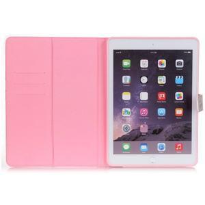 Knížkové puzdro pre tablet iPad mini 4 - nedotýkať sa - 6