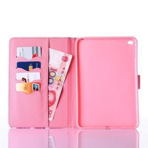 Knížkové puzdro pre tablet iPad mini 4 - sova - 6