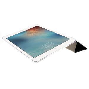Trifold polohovateľné puzdro pre tablet iPad Pro 9.7 - čierne - 6