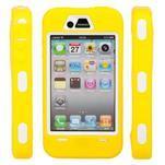 Armor vysoce odolný obal na iPhone 4 - žlutý - 6/7