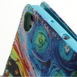 Obrazové peňaženkové puzdro na Huawei Ascend P7 - loďka - 6/7