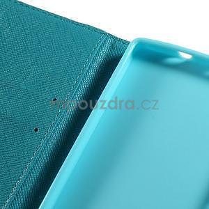 Obrazové peňaženkové puzdro na Huawei Ascend P7 - oceán - 6