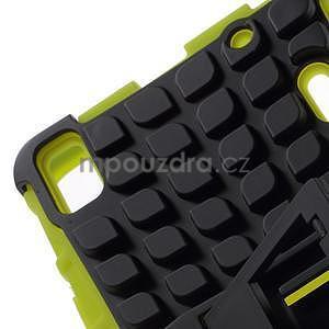 Odolne puzdro pre Lenovo K3 Note a Lenovo A7000 - zelené - 6