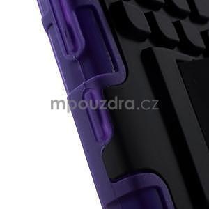Odolne puzdro pre Lenovo K3 Note a Lenovo A7000 -  fialové - 6