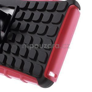 Odolne puzdro na Lenovo K3 Note a Lenovo A7000 - rose - 6