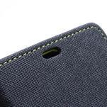 Mr. Goos peňaženkové puzdro na Sony Xperia Z - tmavo modré - 6/7