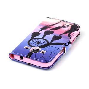 Emotive peňaženkové puzdro pre Samsung Galaxy Core Prime - lapač snov - 6