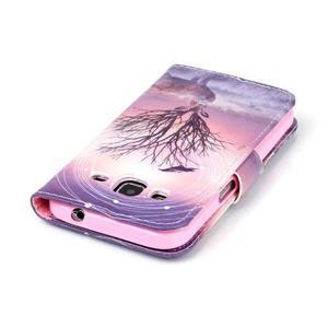 Emotive peňaženkové puzdro pre Samsung Galaxy Core Prime - mystický jelen - 6