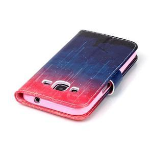 Emotive peněženkové pouzdro na Samsung Galaxy Core Prime - meteor - 6